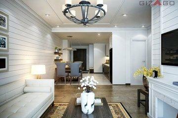 Cách chọn đèn trần phù hợp với không gian